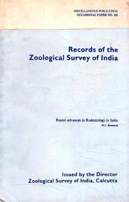 Recent Advances in Rodentology in India