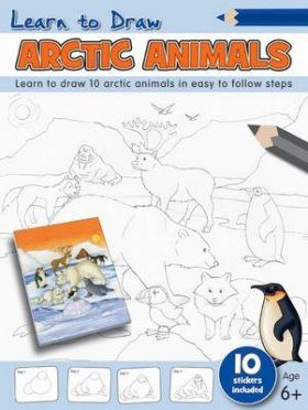 Learn to Draw: Arctic Animals