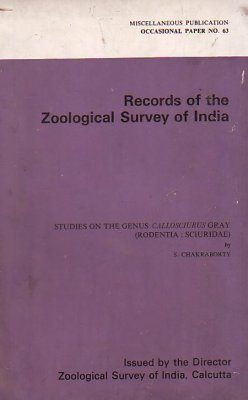 Studies on the Genus Callosciurus Gray (Rodentia: Sciuridae)