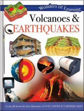 Wonders of Learning: Discover Volcanoes & Earthquakes