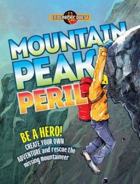 Geography Quest: Mountain Peak Peril
