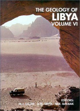 The Geology of Libya, Vols IV-VII (4-Volume Set)