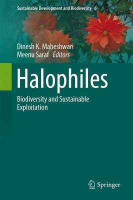Halophiles: Biodiversity and Sustainable Exploitation