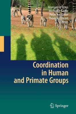 Coordination in Human and Primate Groups