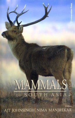 Mammals of South Asia, Volume 2