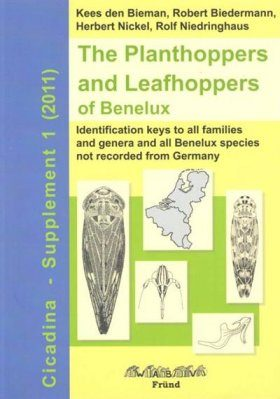 The Planthoppers and Leafhoppers of Benelux