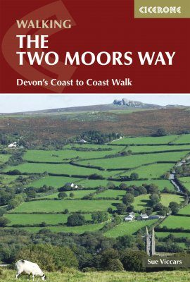 Cicerone Guides: The Two Moors Way