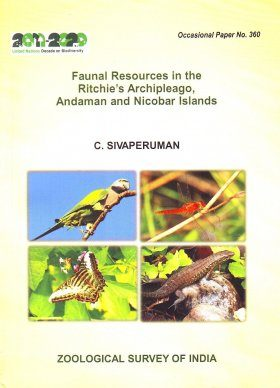 Faunal Resources in Ritchie's Archipelago, Andaman and Nicobar Islands