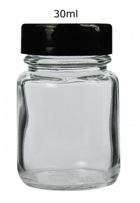 Glass Killing / Storage Bottle