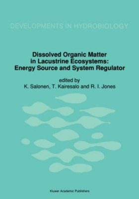 Dissolved Organic Matter in Lacustrine Ecosystems