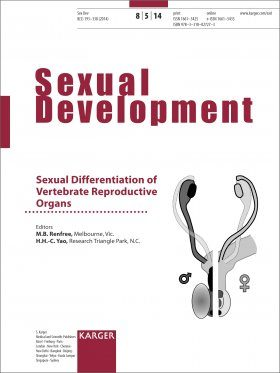 Sexual Differentiation of Vertebrate Reproductive Organs