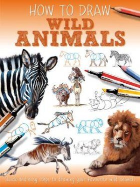 How to Draw Wild Animals