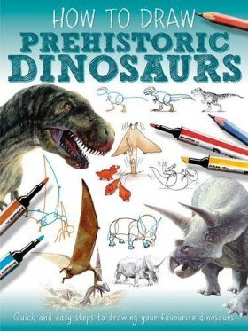 How to Draw Prehistoric Dinosaurs