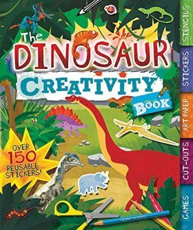 The Dinosaur Creativity Book