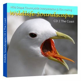 Wildlife Soundscapes, CD 2: The Coast