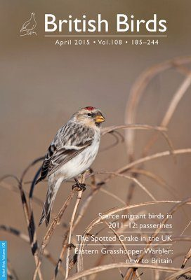 Report on Scarce Migrant Birds in Britain in 2011–2012: Passerines