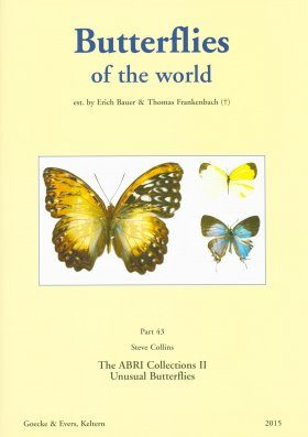 Butterflies of the World, Part 43: The ABRI Collections 2: Unusual Butterflies