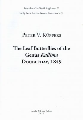 Butterflies of the World, Supplement 25 [English]