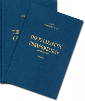 The Palaearctic Chrysomelidae: Identification Keys (2-Volume Set)