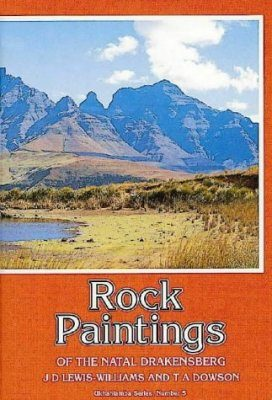 Rock Paintings of Natal Drakensberg