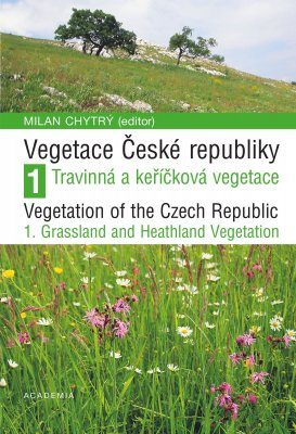 Vegetation of the Czech Republic, Volume 1 / Vegetace České Republiky 1