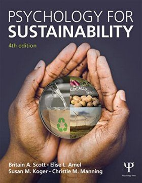 Psychology for Sustainability