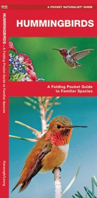 Hummingbirds: A Folding Pocket Guide to Familiar Species