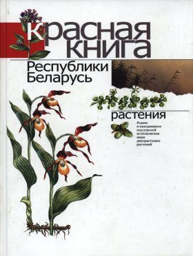 Krasnaia Kniga Respubliki Belarus': Rasteniia: Redkie i Nakhodiashchiesia pod Ugrozoi Ischeznoveniia Vidy Dikorastushchikh Rastenii [Red Book of the Republic of Belarus: Plants: The Rare and Endangered Species of Wild Plants]
