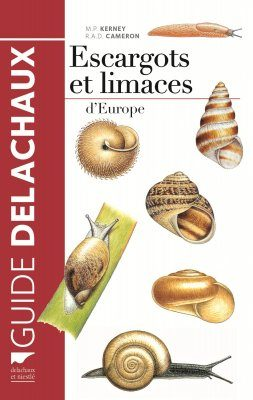 Escargots et Limaces d'Europe [Snails and Slugs of Europe]