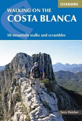 Cicerone Guides: Walking on the Costa Blanca