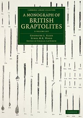 A Monograph of British Graptolites (2-Volume Set)