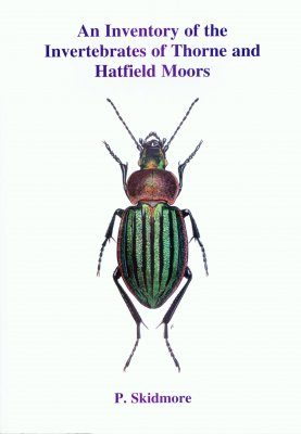 An Inventory of the Invertebrates of Thorne and Hatfield Moors (2-Volume Set)
