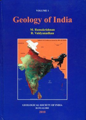 Geology of India (2-Volume Set)