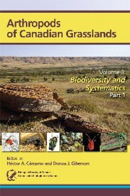 Arthropods of Canadian Grasslands, Volume 3