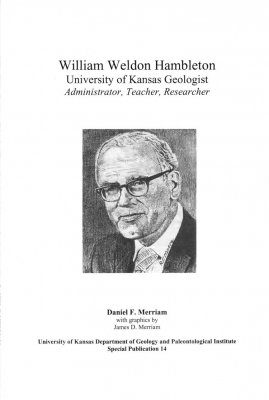 William Weldon Hambleton, University of Kansas Geologist