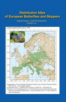 Distribution Atlas of European Butterflies and Skippers