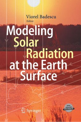 Modeling Solar Radiation at the Earth's Surface