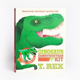 Dinosaur Construction Kit, T. Rex