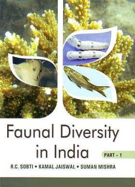 Faunal Diversity in India (2-Volume Set)