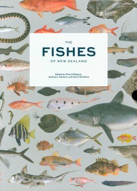 The Fishes of New Zealand: A Comprehensive Guide (4-Volume Set)
