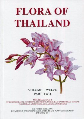 Flora of Thailand, Volume 12, Part 2