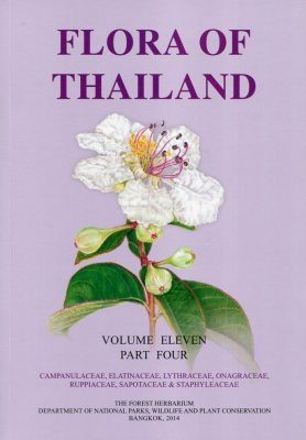 Flora of Thailand, Volume 11, Part 4