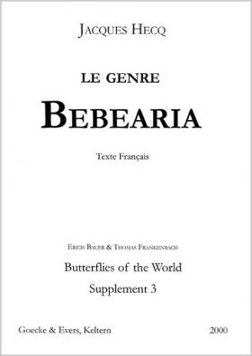 Butterflies of the World, Supplement 3 [French]