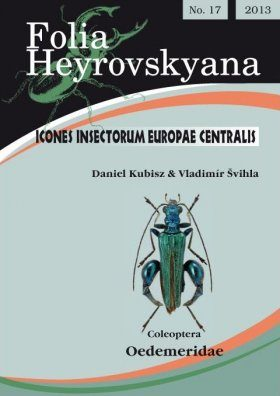 Icones Insectorum Europae Centralis: Coleoptera: Oedemeridae [English / Czech]