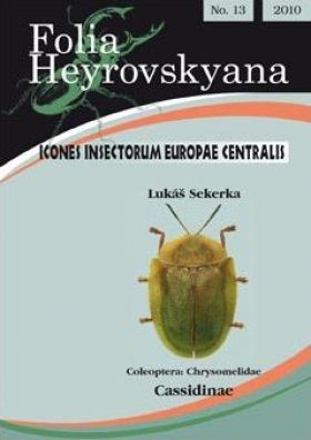 Icones Insectorum Europae Centralis: Coleoptera: Chrysomelidae: Cassidinae [English / Czech]