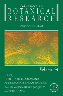 Advances in Botanical Research, Volume 74