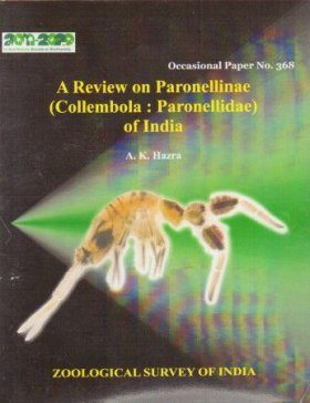 A Review on Paronellinae (Collembola: Paronellidae) of India