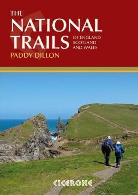 Cicerone Guides: The National Trails of England, Scotland and Wales