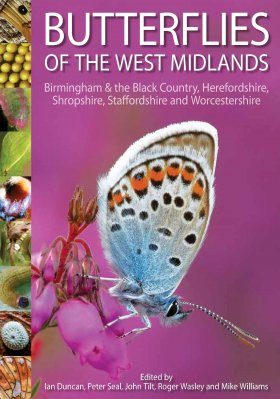 Butterflies of the West Midlands