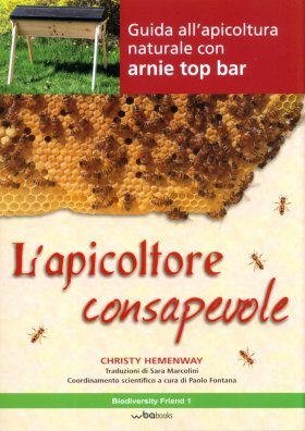 Guida all'Apicoltura Naturale con Arnie Top Bar [The Thinking Beekeeper]